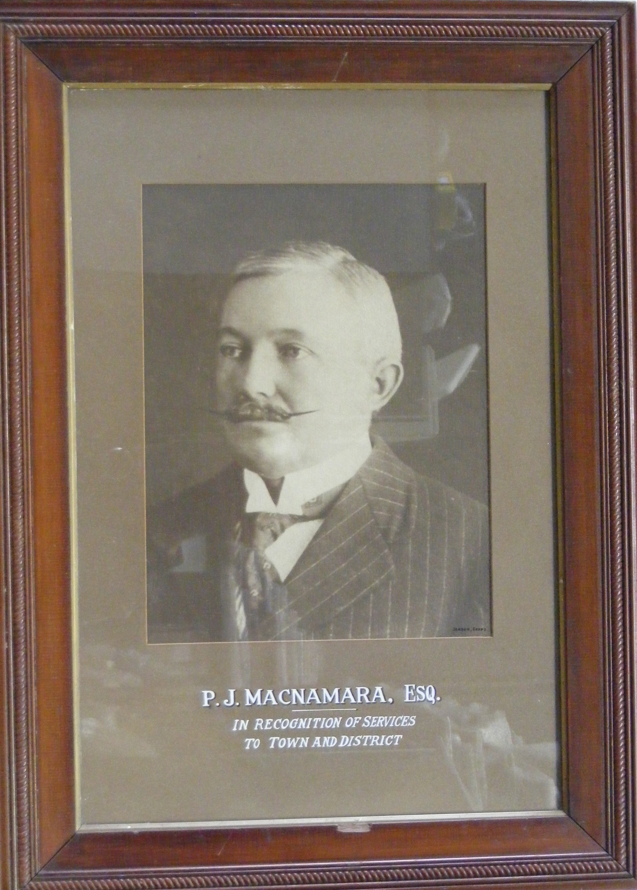 P. J. McNamara